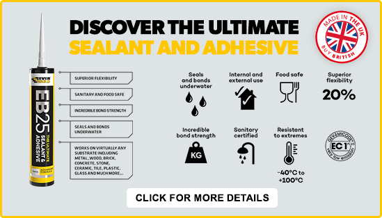 Discover the ultimate sealant and adhesive - Buy Now