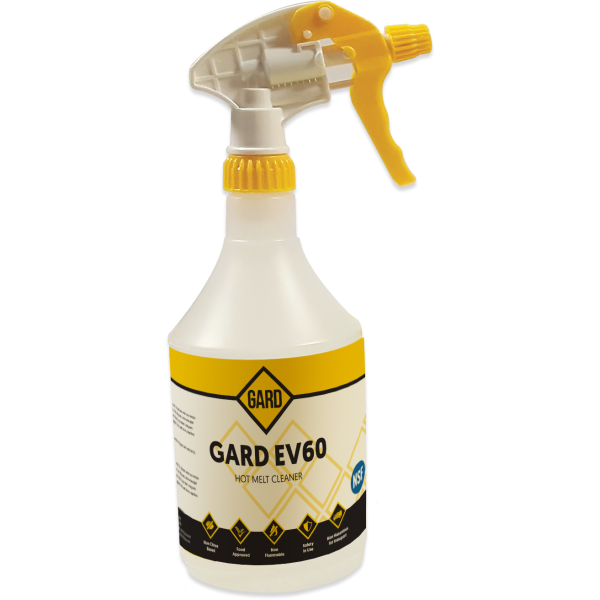 Gard EV60 Hot Melt Cleaner