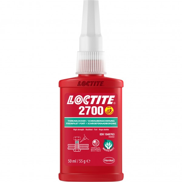 Loctite 2700 Health & Safety Friendly High Strength